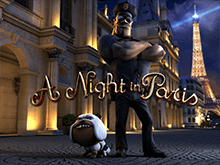 Игровой аппарат A Night In Paris в Вулкан