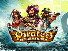 Pirates Treasures от Playson – онлайн автомат без вложений